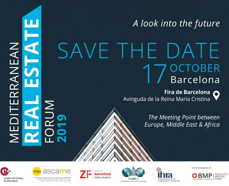 Mediterranean Real Estate Forum - Save The Date